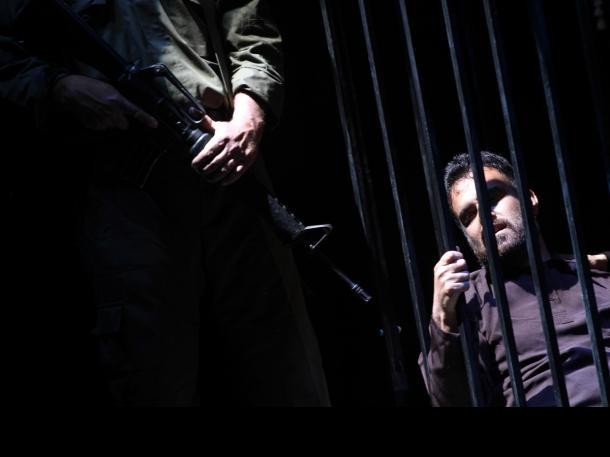 أسرى فلسطين يطالب بإطلاق سراح أسير مقعد للعلاج