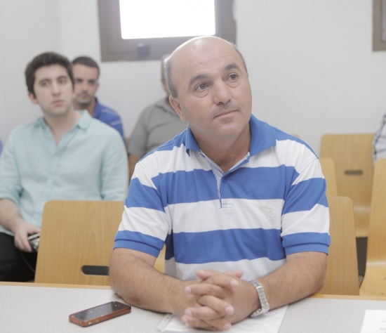 غرامة مالية على أبناء سخنين لتكريمه بشارة