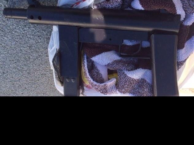 دير حنا: العثور على بندقية قديمة على سطح روضة أطفال