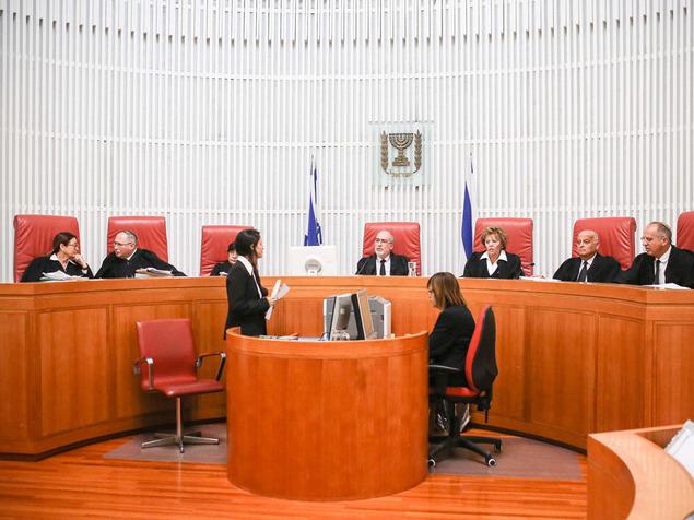 اللجنة الوزارية الإسرائيلية تقر مشروع قانون للتحايل على القانون