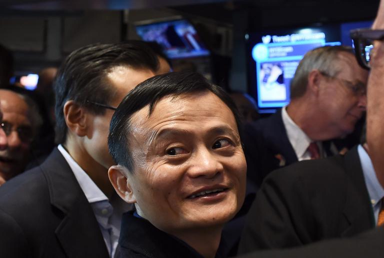 """جاك ما مؤسس """"علي بابا"""" أغنى أغنياء الصين"""