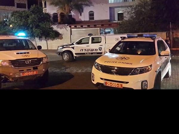 انفجار قنبلة في دير حنا وحريق في سولم واعتقالات بالناصرة