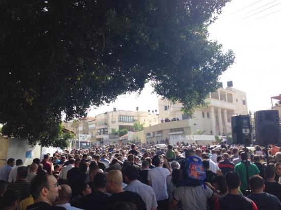 كفر قاسم: إحياء الذكرى الـ 58 للمجزرة بمسيرة حاشدة