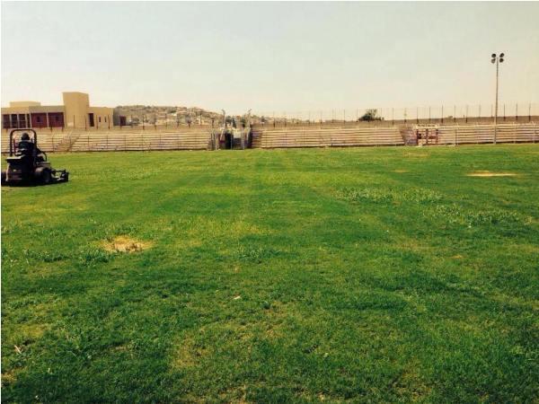 الموافقة على إفتتاح الملعب البلدي في عرعرة