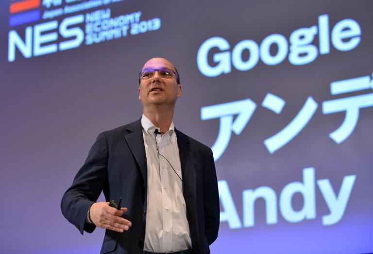 """أحد مؤسسي نظام """"أندرويد"""" يغادر """"غوغل"""""""