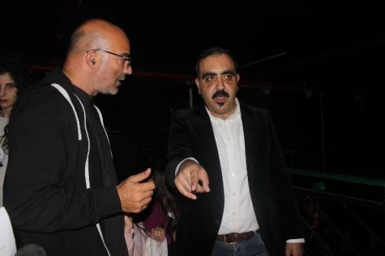 """جمعية الثقافة العربية تفتتح المعرض الفني """"منام"""" وسط حضور حاشد"""