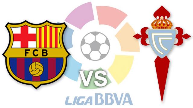 بث مباشر الدوري الإسباني: برشلونة وسيلتا فيغو