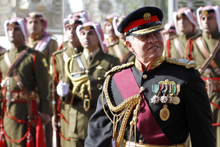 عبد الله: الأردن عازم على التصدي بكل قوة لمن يحاول إشعال حرب طائفية
