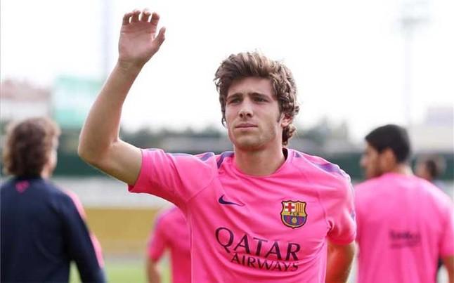 دوري أبطال أوروبا : غياب خمسة لاعبين عن قائمة برشلونة أمام أياكس