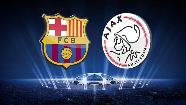 بث مباشر دوري أبطال أوروبا: برشلونة وأياكس