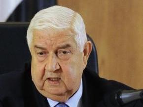 وزير الخارجية السوري: روسيا ستزود دمشق بأسلحة جديدة