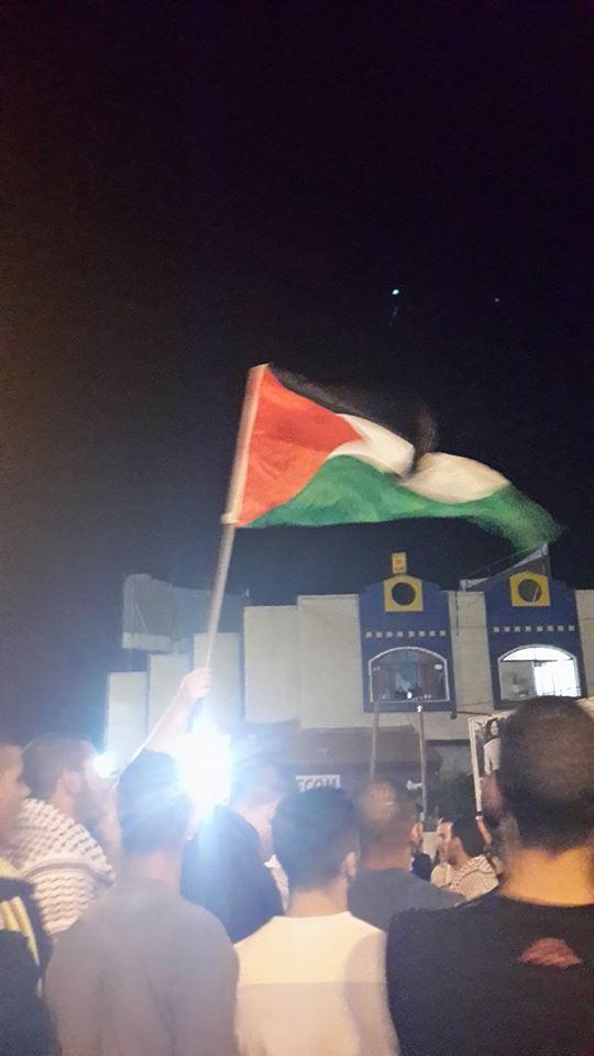 كفر مندا: وقفتان أحتجاجيتان على جريمة قتل حمدان