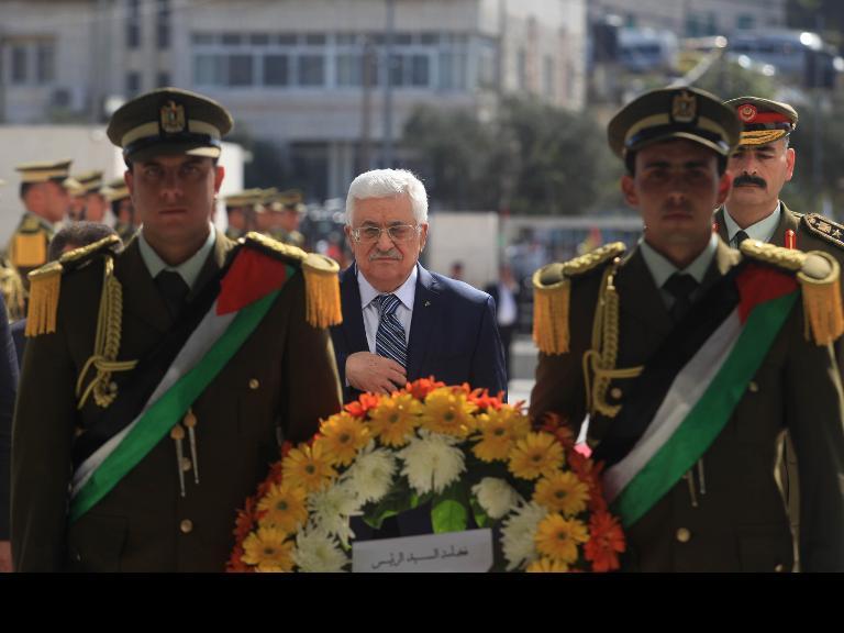 فتح وحماس تتبادلان الاتهامات في ذكرى اغتيال عرفات