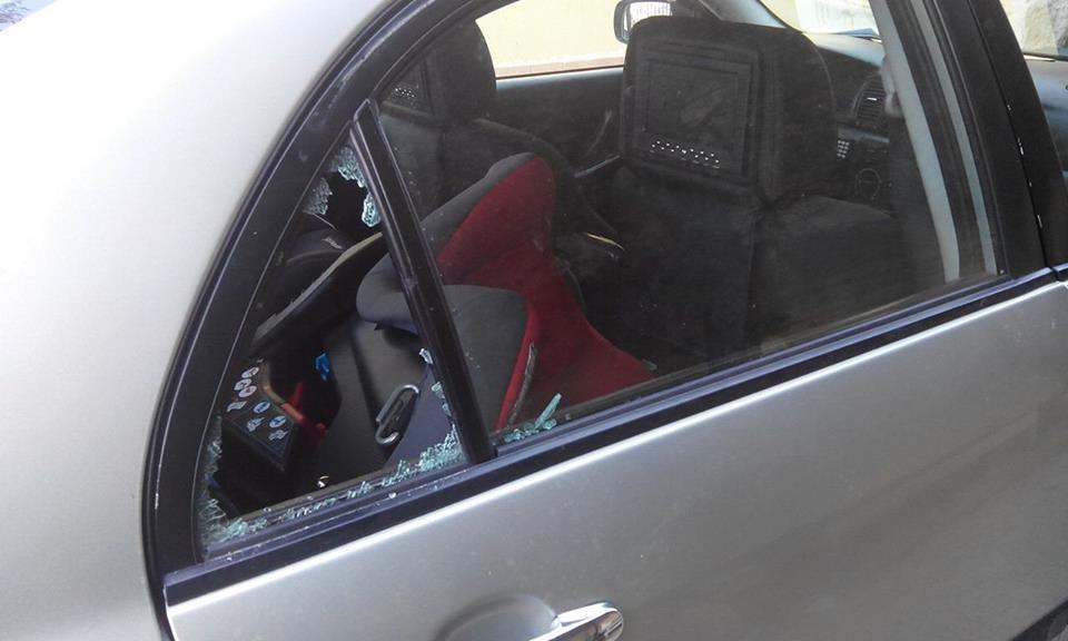 قلق في أم الفحم: سطو وسرقة محتويات سيارات