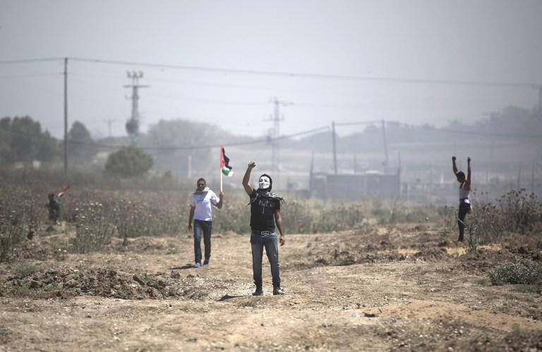 يوم غد «يوم غضب افتراضي» ضد إسرائيل