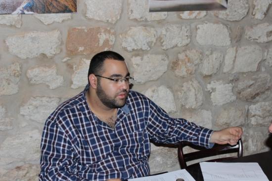 """الناصرة: ندوة """"أوان"""" للشاعر الفلسطيني فارس سباعنة"""