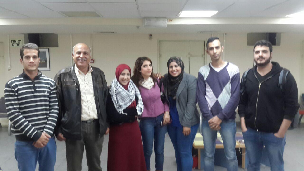 التجمع الطلابي في جامعة بئر السبع ينتخب سكرتارية جديدة