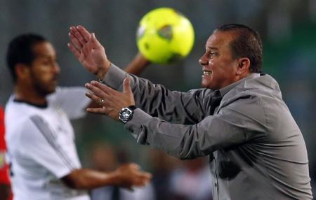 (فيديو)رئيس الاتحاد المصري يعلن انتهاء عمل المدرب بعد الخسارة أمام تونس