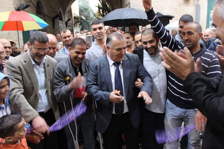 الناصرة: افتتاح نادي السوق القديم بعد غياب دام 15 عاما