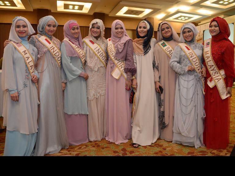 مسابقة ملكة جمال العالم الإسلامي تتصدى لمسابقات الجمال الغربية