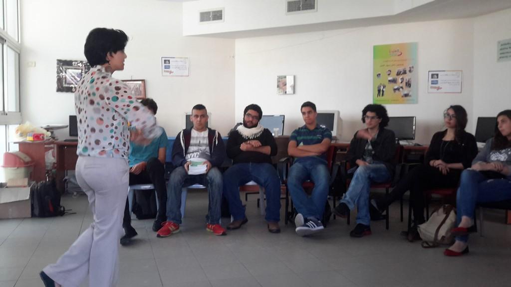 الناصرة: دورة لمنظمة العفو  حول حملات القيادة الشبابية وحقوق الإنسان