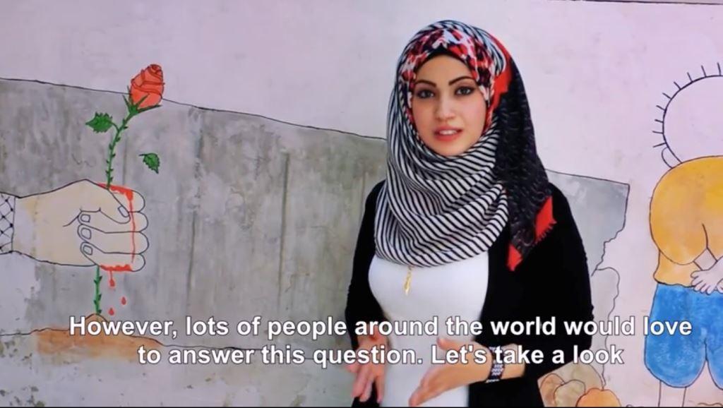 """""""لماذا فلسطين؟"""".. الاجابة لدى 14 ناشطا دوليا مناصرين للشعب الفلسطيني"""