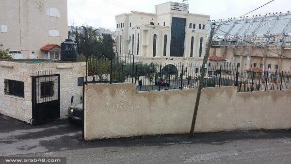 اقتحام قوة عسكرية إسرائيلية لمقر إتحاد الكرة الفلسطيني