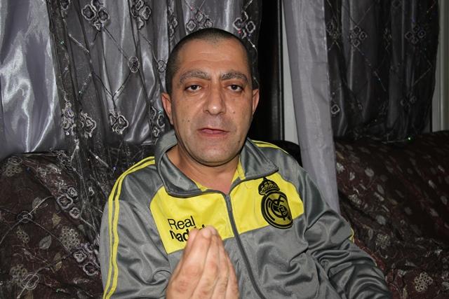 الأسير المحرر محمود نادي: إذا أبعدوني فسآخذ معي زوجتي وأطفالي