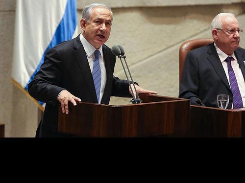 """نتنياهو: """"قانون القومية"""" يغلق الباب أمام تطبيق حق العودة"""