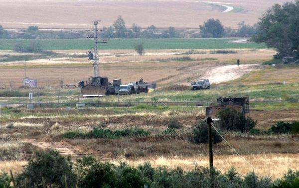 قصف مدفعي إسرائيلي على قطاع غزة