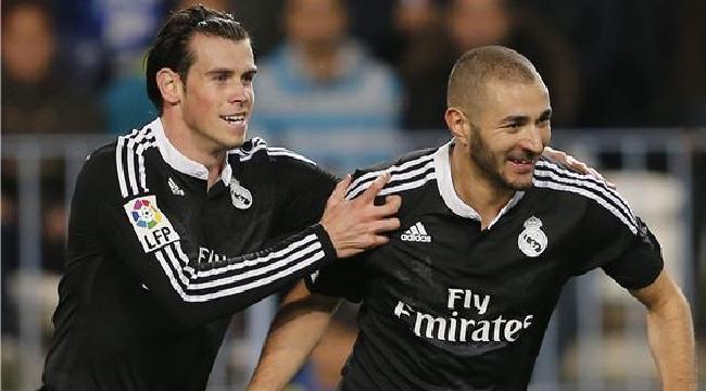 (فيديو) ريـال مدريد يعود بفوز ثمين من مالاجا بالدوري الأسباني