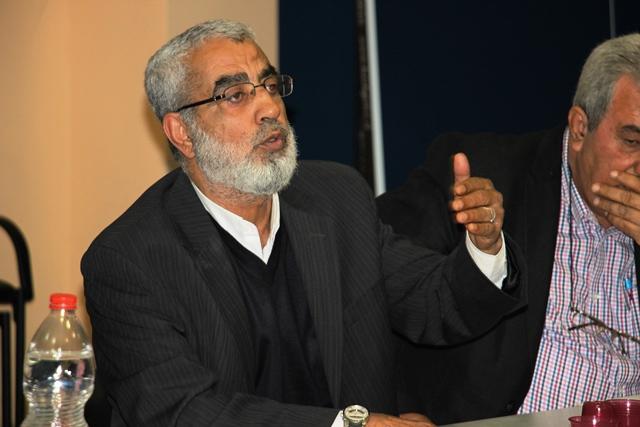 """عبد الرحمن لـ""""عرب 48"""": """"لن نسمح للفتنة والشرذمة شق وحدة المجتمع العربي"""""""