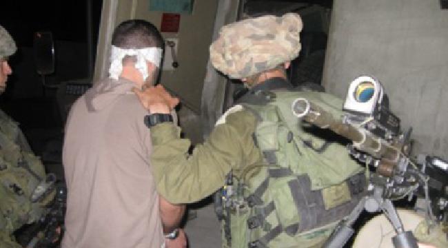 قوات الاحتلال تعتقل 7 فلسطينيين في الضفة الغربية