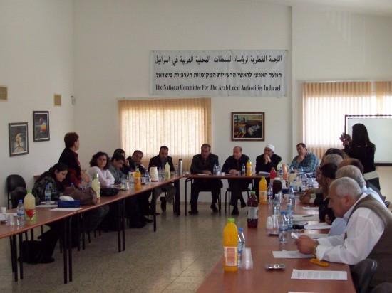لجنة المتابعة العليا ترجئ انتخاب رئيس وتعديل الدستور إلى ما بعد انتخابات الكنيست