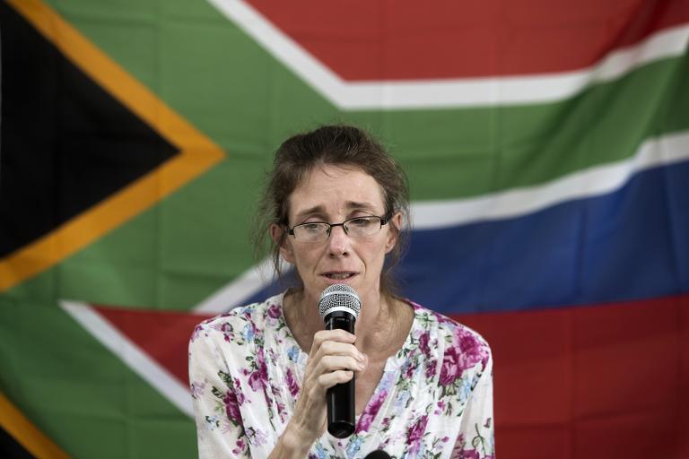 منظمة: الأميركيون كانوا يعرفون أن الإفراج عن الرهينة الجنوب الأفريقي وشيك