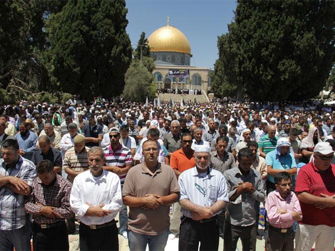 عرب الداخل صمام الأمان في الدفاع عن القدس والأقصى