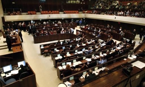 لجنة برلمانية تقر قانون حل الكنيست والتصويت النهائي بعد عصر اليوم