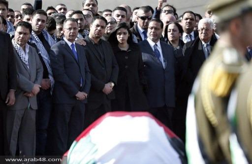 رام الله: تشييع جثمان الشهيد زياد أبو عين وسط أجواء غاضبة