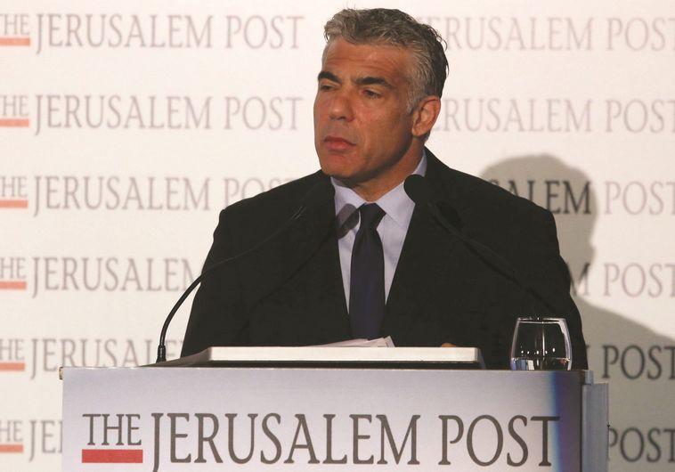 لبيد: اتفاق سلام هو أفضل طريق لضمان مستقبل إسرائيل الأمني