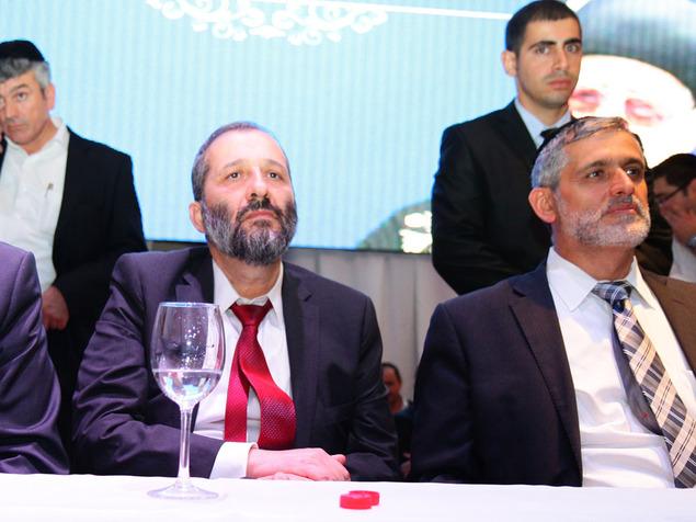 أنباء حول انشقاق محتمل في حزب شاس