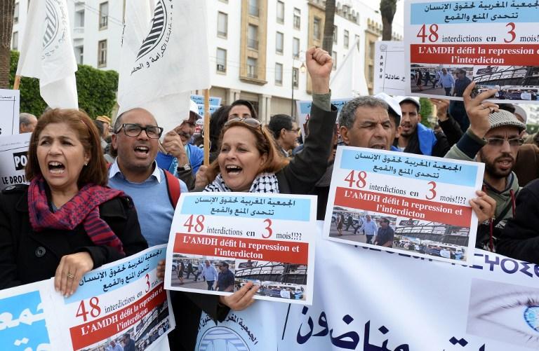 """""""ويكيليس"""" مغربي يواصل نشر وثائق سرية والرباط تتهم الجزائر"""