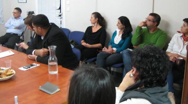 """ندوة حول """"بدو النقب والكولونيالية: وجهات نظر جديدة"""" في مدى الكرمل"""