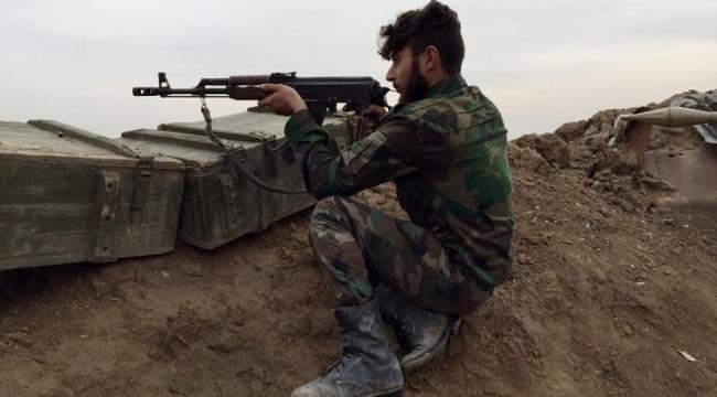 """مقتل 16 مسلحا من تنظيم """"داعش"""" بهجوم للأكراد في ريف رأس العين"""