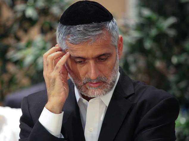 انشقاق وشيك في حزب شاس
