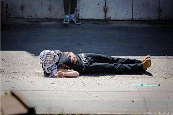 الكشف عن هوية الشرطي الإسرائيلي المتهم بقتل نديم نوارة في بيتونيا