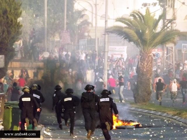 عرعرة: السجن لـ سيف وأبو واصل على خلفية مظاهرات الغضب