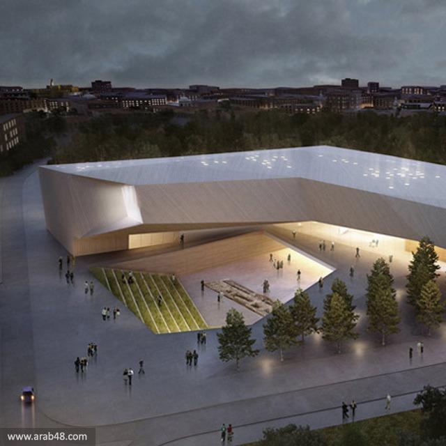"""الشروع ببناء """"متحف التسامح"""" على أنقاض مقبرة مأمن الله بالقدس المحتلة"""