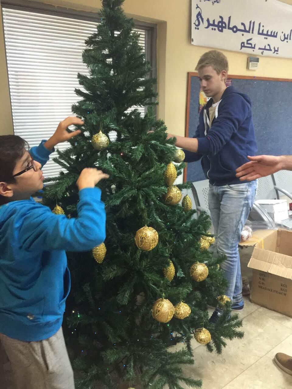 الناصرة: مركز ابن سينا الجماهيري يستقبل عيد الميلاد المجيد