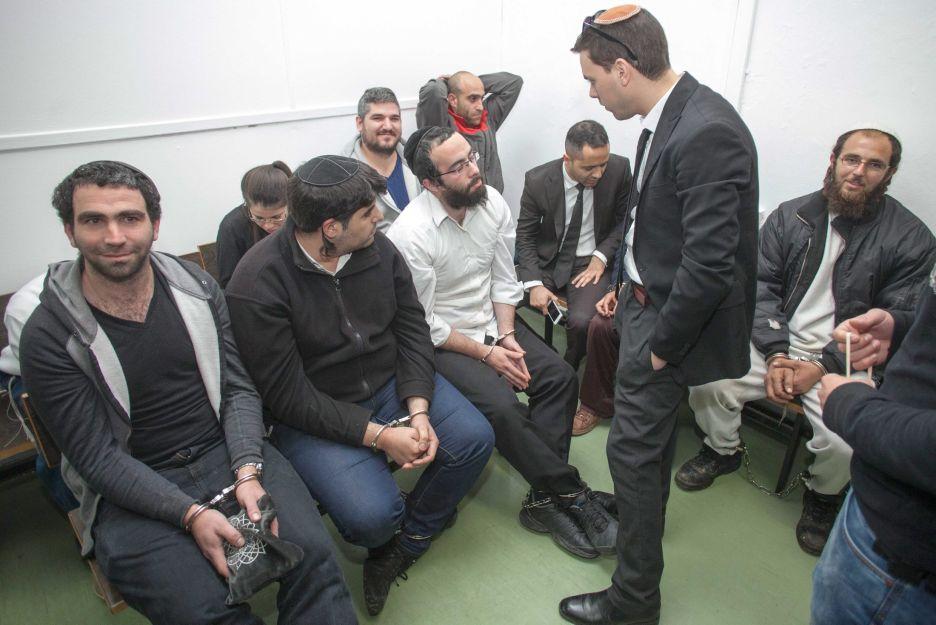 """الشرطة تعتقل نشطاء في تنظيم """"ليهافا"""" الإرهابي"""
