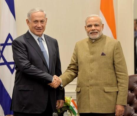 إسرائيل تستميل الهند إلى جانبها في المحافل الدولية